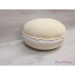 Cuscino Macaron d. 40cm h 20cm  vari colori